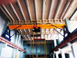 Опорный мостовой кран 5 тонн пролет 22,5 Удмуртия